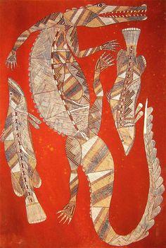 Aboriginal Art   Australia   Glen Namundja