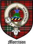 Morrison Clan Crest / Tartan / Badge