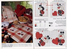 Ladybug Hearts 5 of 5 Cross Stitch For Kids, Cross Stitch Heart, Cross Stitch Borders, Cross Stitch Patterns, Cross Stitch Tutorial, Irish Blessing, Border Pattern, Picnic Blanket, Outdoor Blanket