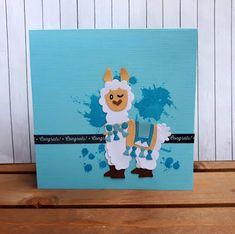 Crea-spul van Colien: Eline's alpaca. Llama Birthday, Marianne Design, Making Ideas, Card Making, Frame, Inspiration, Card Ideas, Scrapbooking, Tags