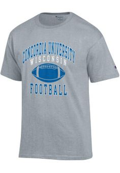 Product: Concordia University Wisconsin Football T-Shirt $14.95