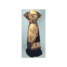 Antique Dress - Item for Sale found on Polyvore Titanic fashion