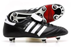 The difference between me being a bad footballer and a bad footballer in nice boots