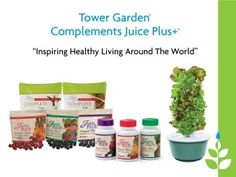 Hands on Tower Garden Workshops for Juice Plus+ Franchise Owners