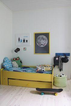 RAM SAM SAA: sänky / säng