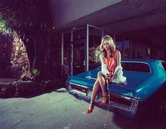 Sarah Michelle Gellar for Bullett Magazine