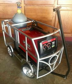 Here you will find pictures of custom vans and of the vannin lifestyle. Welding Cart, Welding Shop, Diy Welding, Welding Table, Metal Welding, Welding Art Projects, Metal Art Projects, Welded Furniture, Welding And Fabrication
