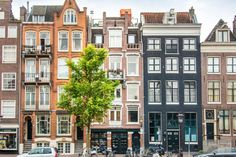 Canal Homes in Amsterdam