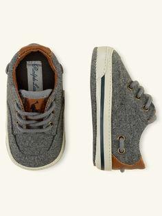 Vance Lace-Up Sneaker - Shoes Layette Boy Outfits Niños, Baby Boy Outfits, Kids Outfits, Baby Boys, Toddler Boys, Carters Baby, Lil Boy, Baby Boy Fashion, Kids Fashion