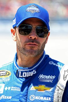 Jimmie Johnson Photos: Talladega Superspeedway - Day 2