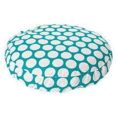 Polka Dot Dog Bed.