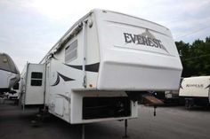 Check out this 2003 Keystone Everest 323P listing in Tulsa, OK 74107 on RVtrader.com. It is a Fifth Wheel and is for sale at $9995.