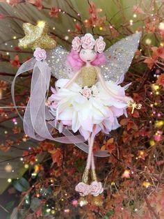 "Image of Mila (6"" Hanging Fairy)"