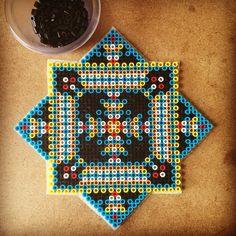 Perler bead design by Terri Mitchell