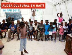 Junto a Proyecto Solidario hemos construido una escuela en Haití para atender a niños y niñas desplazados por el terremoto del 2010
