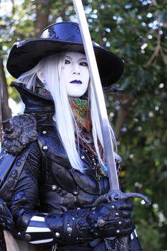 Vampire hunter D by Dakatsu1112 on deviantART