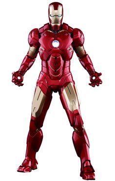 Hot Toys Iron Man Mark IV Sixth Scale Figure