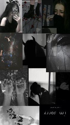 Beachy Wallpaper, Dark Wallpaper Iphone, Mood Wallpaper, Aesthetic Iphone Wallpaper, Aesthetic Wallpapers, Heartbreak Wallpaper, Cool Girl Pictures, Dark Photography, Aesthetic Girl