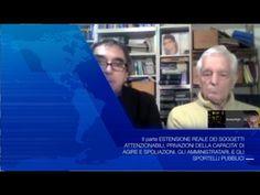 II parte ESTENSIONE DEI SOGGETTI ATTENZIONABILI, PRIVAZIONI DELLA CAPACITA' DI AGIRE E SPOLIAZIONI - YouTube