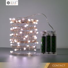 3M 20 LEDS Battery Operated String Light for Christmas