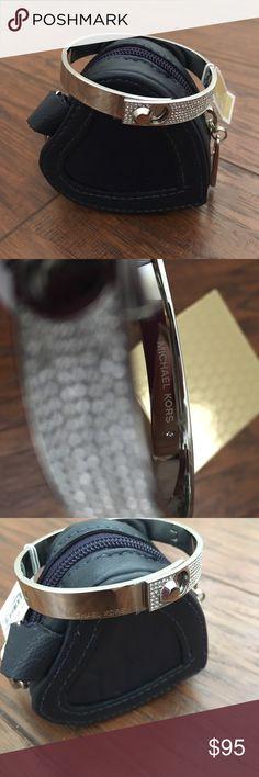 Spotted while shopping on Poshmark: 💎MICHAEL KORS Astor Pavé Silver Bracelet! #poshmark #fashion #shopping #style #Michael Kors #Jewelry