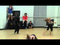 Hello! Martin Solveig feat. Dragonette - choreography by Justine Menter