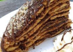 Waffles, Pancakes, Hungarian Recipes, Breakfast, Dios, Recipes, Morning Coffee, Waffle, Pancake