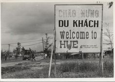 """Welcome to Hue"", 1968"