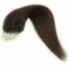 """Angelcoco Micro Loop 100% Indian Remy Human Hair Extensions Medium Brown 18"""" 100pcs/pack 50g Straight by Angelcoco. $33.00. Grade A Indian Remy-Premium Quality 100% Human Hair -Looks Very Natural-Soft-Comfortable Wearing Due To Its Light Weigth. The Highest Quality,The Competitive Price. Clip In Hair Extensions Ready To Be Attached - Clips Included - Add Instant Volume To your Hair-  Wide Range Of Sizes, Colours Do It Yourself-Can Be Cut, Curled, Blow Dried And Straighten..."""