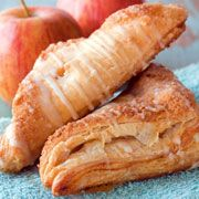 Looking for a sweet way to turn over the new year? Try this easy pear and apple turnover recipe for a tasty dessert to kick off 2011!