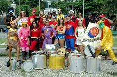 """Durante o Carnaval, entre os dias 13 e 17, o """"Da Vinci Lounge"""", nova casa em Ipanema, recebe bailes de Carnaval, a partir das 22h"""