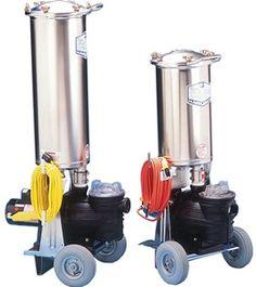 Spectrum Harmsco 2HP 220V Pool Vacuum