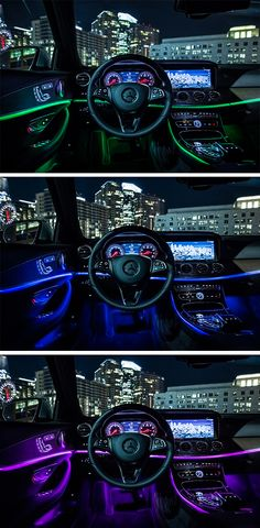 Enjoy the view! The beautiful interior of the Mercedes-Benz E-Class. Photo by Ben Brinker via @mercedesbenzusa #MBphotopass