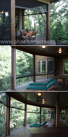 motorized retractable screens for porches patios and lanais screens