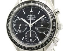 Never Used #OMEGA Speedmaster Racing Co-Axial Watch 326.30.40.50.01.001(BF105138): Authenticity guaranteed, free shipping worldwide & 14 days return policy. Shop more #preloved brand items at #eLADY: http://global.elady.com