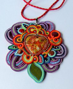 Hey, I found this really awesome Etsy listing at https://www.etsy.com/ru/listing/256145618/pendant-soutache-multicolor