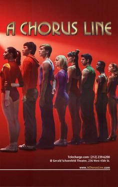 A Chorus Line 27x40 Broadway Show Poster                                                                                                                                                                                 More