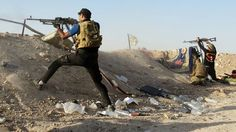 The civil war in Syria has been blamed as one of the reasons for the record violence in 2014. Photo: AP.