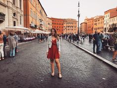 Rome, Florence and Pisa travel blog Hannah Gets Hench