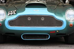 Aston front end via Automobiliac