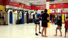 Kickboxing Classes Calgary Kickboxing Classes, Muay Thai, Calgary, Martial Arts, Basketball Court, Sports, Hs Sports, Sport, Combat Sport