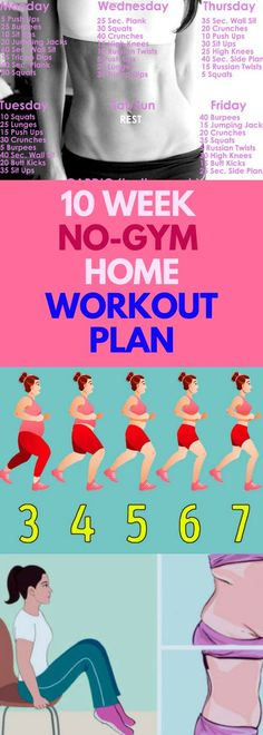Do you want to lose weight as fast as possible without having to spend a ton of money on gym memberships, supplements and additional equipment? It sounds impossible but, believe us, it can be done. With this weight loss workout program, you can wor Summer Body Workouts, Whole Body Workouts, Body Workout At Home, At Home Workout Plan, At Home Workouts, Ab Workouts, 3 Month Workout Plan, Morning Workouts, Ab Exercises