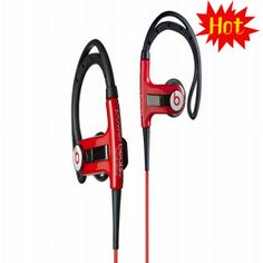 Beats By Dr Dre Red/Black PowerBeats