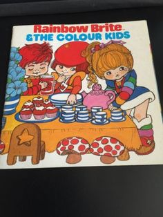 #Rainbow #brite and the #colour kids  book rare 1985,  View more on the LINK: 	http://www.zeppy.io/product/gb/2/112141440727/