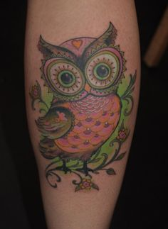 I want a tattoo this cute!