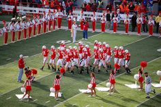 The Nebraska Football team has had more Academic All-Americans than any other Division 1 school! #Cornhuskers
