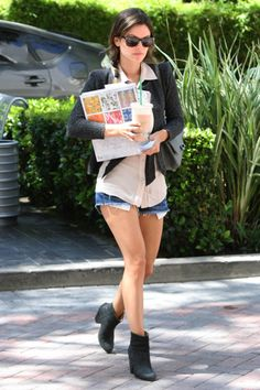 Rachel Bilson in our latest Rag & Bone Newbury boot   http://www.thewebstermiami.com/store/newbury-boot.html