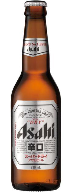 Japan's Asahi Super Dry #Beer