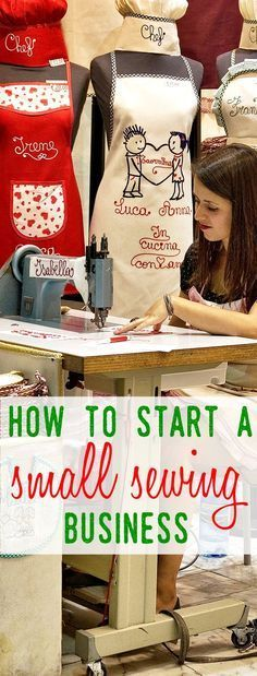 sewing business | craft business | homemade business ideas | free sewing patterns