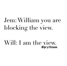 #TID #TDA | Will and Jem | Tumblr